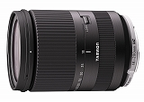 【新品】(タムロン) TAMRON 18-200mm F3.5-6.3 Di III VC EOS M用 (Model B011) ブラック